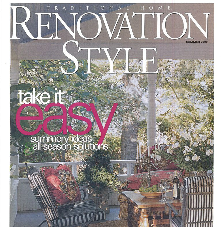 Renovation Style | Summer 2000