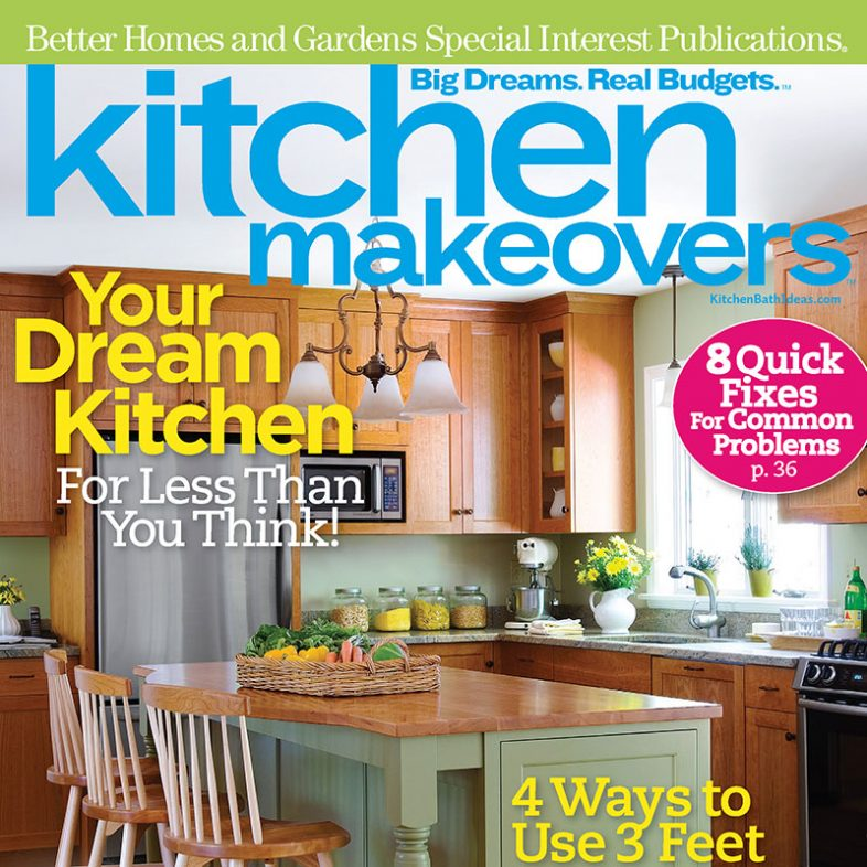 Better Homes & Gardens | Kitchen Makeovers | Spring 2009