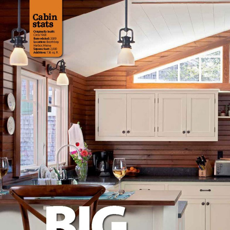 Cabin Life | March 2014