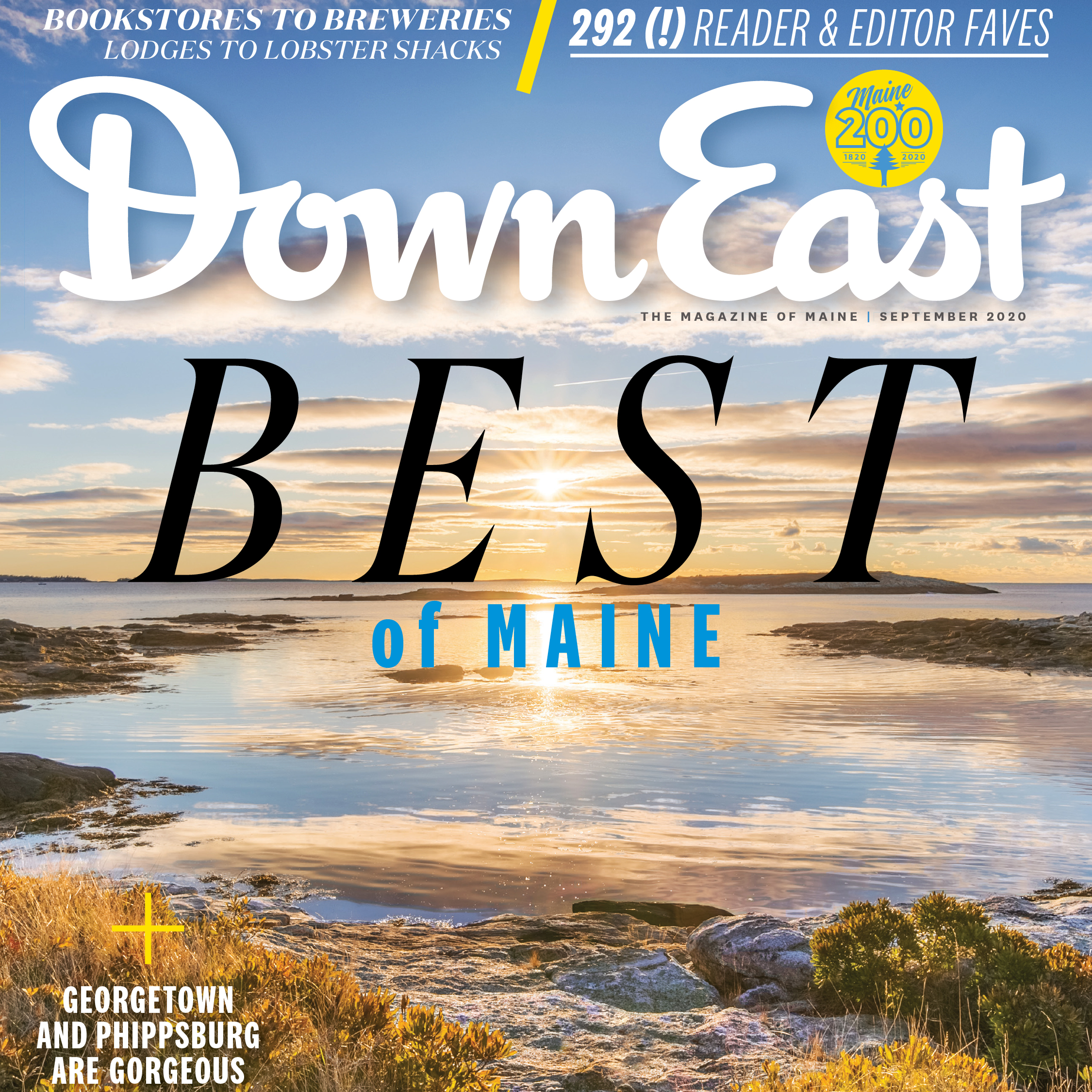 Knickerbocker Group Down East magazine Best of Maine in Builder and Architecture.