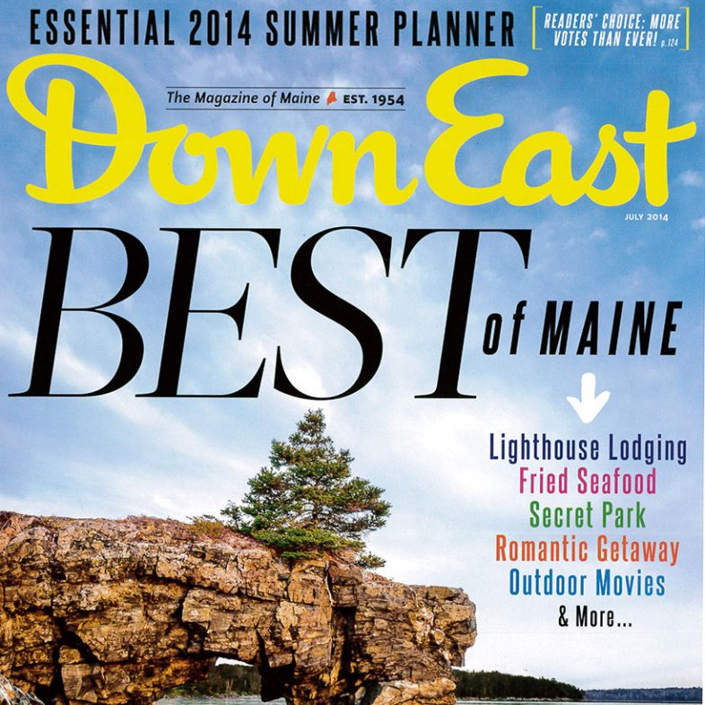 DownEast | Readers' Choice Best of Maine 2014