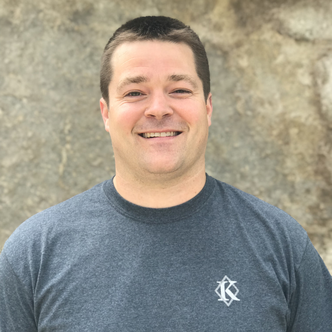 Drew Johnson is a site manager for Knickerbocker Group