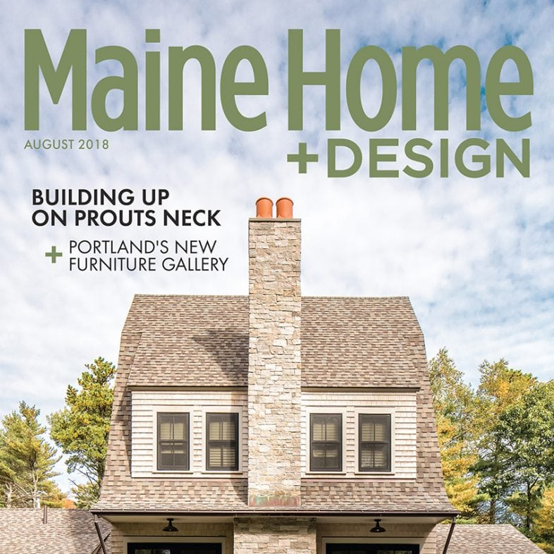 Maine Home+Design | An Anchored Homestead