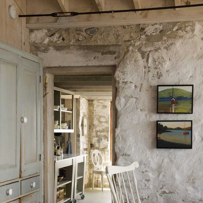 knickerbocker-group-project-hunting-island-stone-cottage-maine- ... & Knickerbocker Group