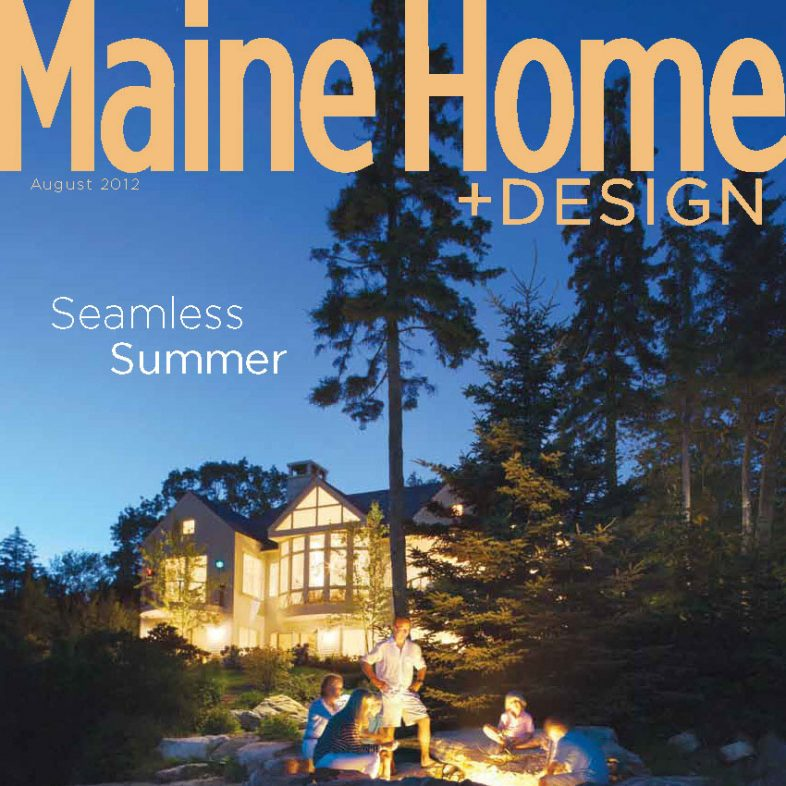 Maine Home+Design | August 2012