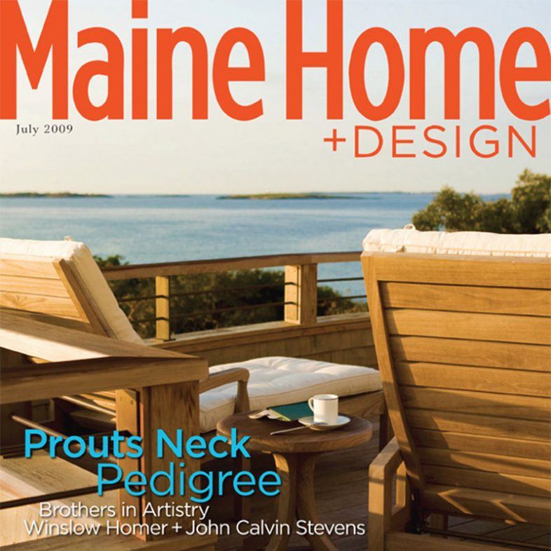 Maine Home+Design | July 2009