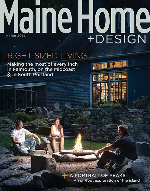 Maine Home+Design | March 2014