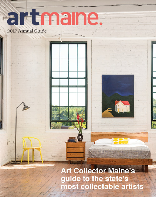 Maine Home+Design | 2017 Art Guide