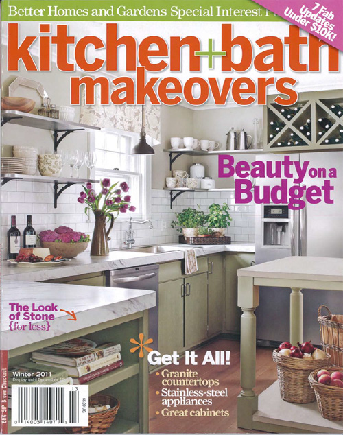 Better Homes & Gardens | Winter 2011