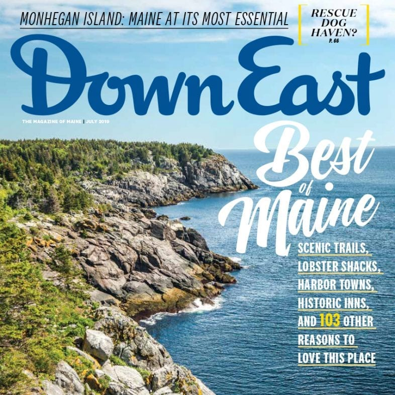 DownEast | Best of Maine Readers' Choice 2019