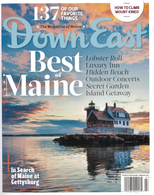Down East | Readers' Choice Best Of Maine 2013