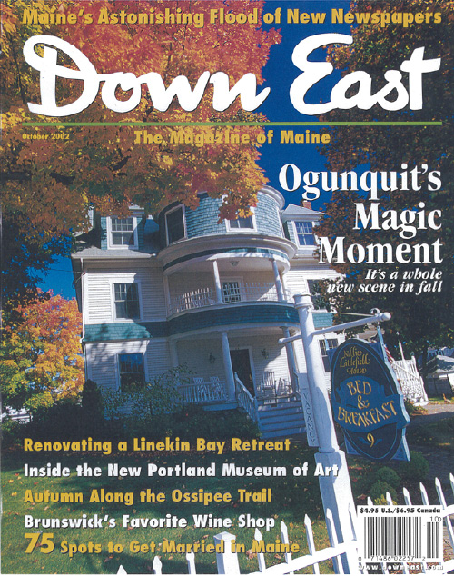 DownEast | October 2002