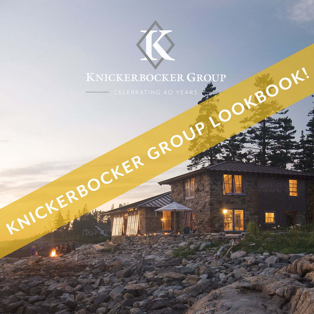 Knickerbocker Group - Down East Magazine LookBook