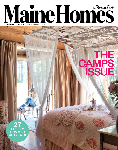 Maine Homes by Down East | July-August issue