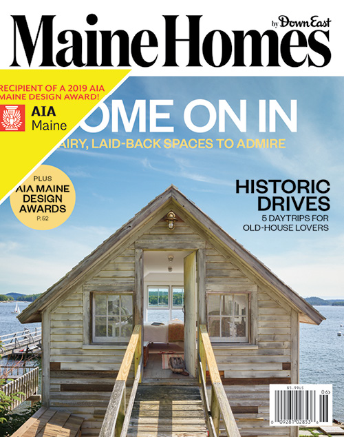Maine Homes by Down East | 2019 AIA Award