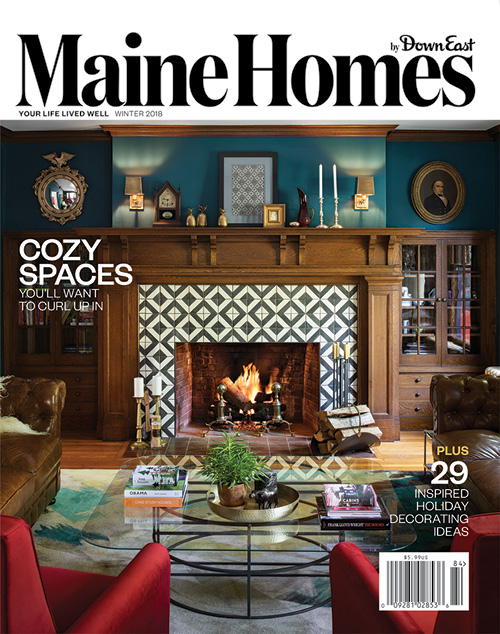 Maine Homes by DownEast | Maine for the Holidays