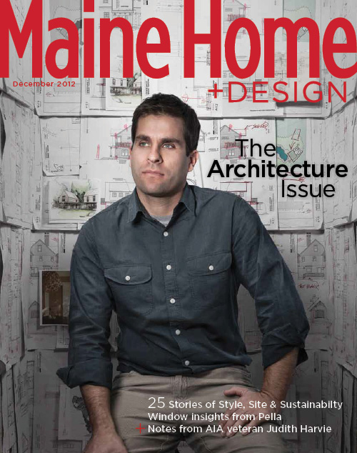 Maine Home+Design | December 2012