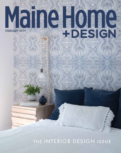 Maine Home+Design | Interior Design Issue