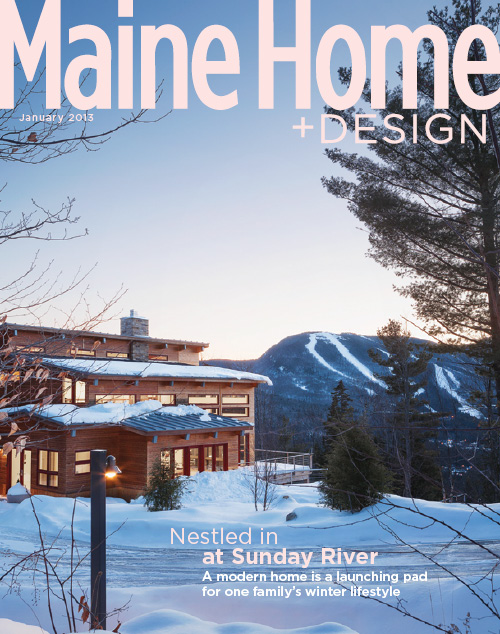 Maine Home+Design | January 2013