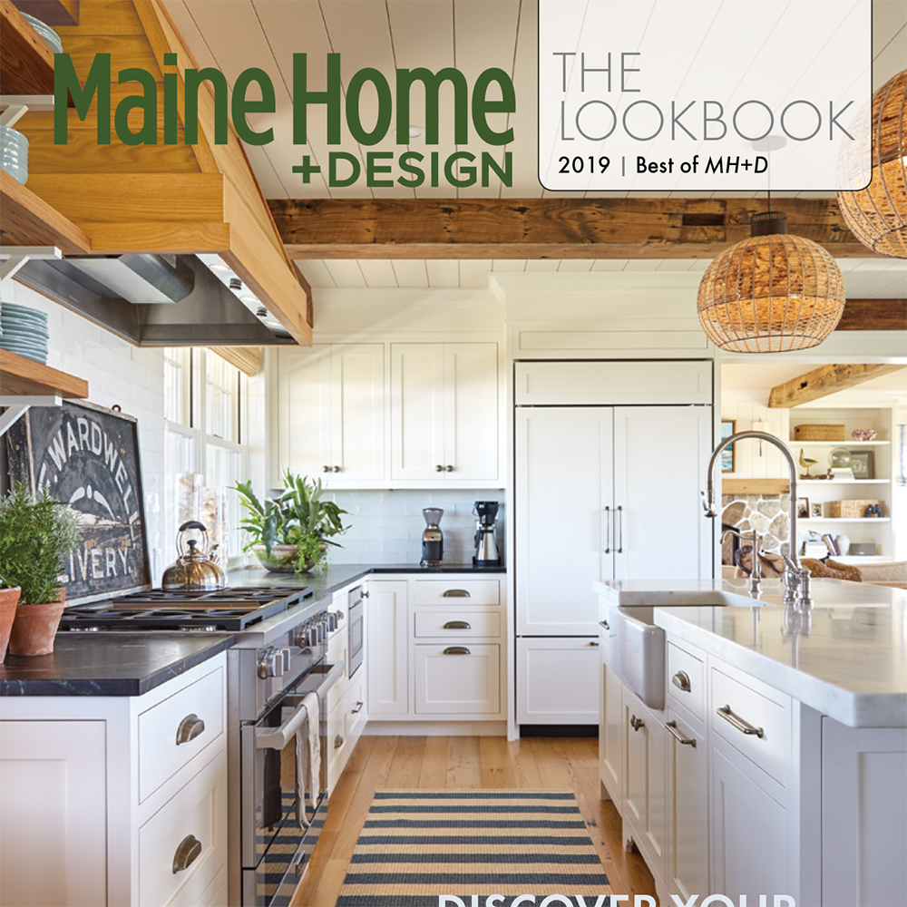 Maine Home and Design 2019 cover