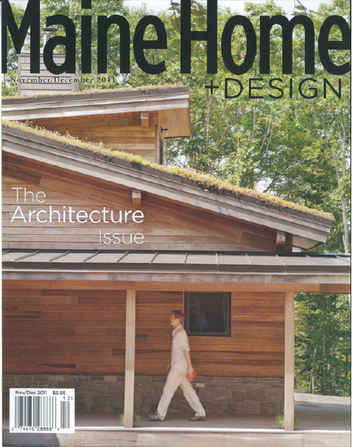 Maine Home+Design | Architecture issue 2011