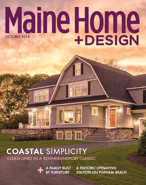 Maine Home+Deisgn | Interior Design Profile