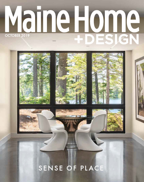 Maine Home+Design | October 2019