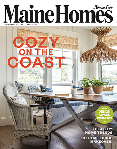 Maine Homes by Down East | Fall 2020