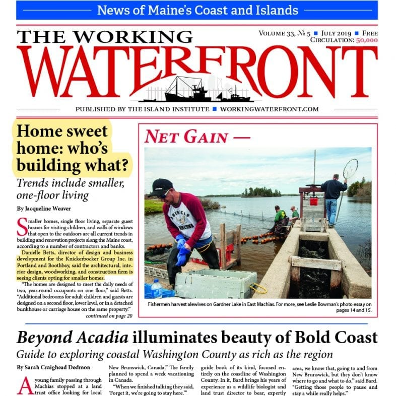 The Working Waterfront | July issue